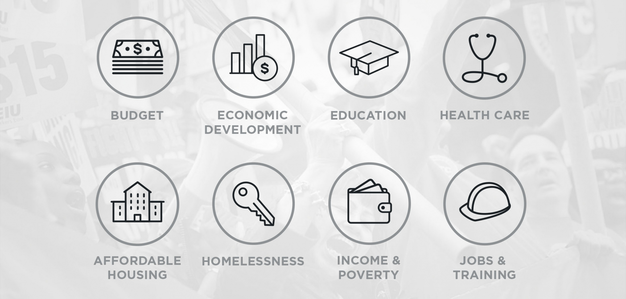 Policy Think Tank Website Icons