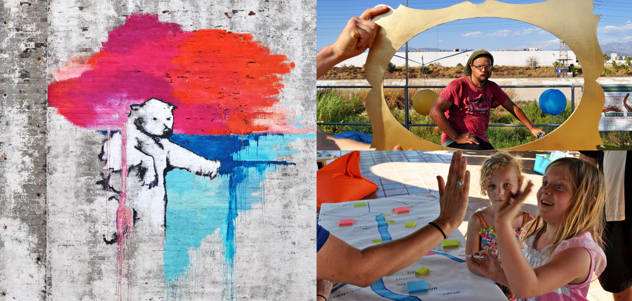 Play the LA River Public Art and Engagement Events