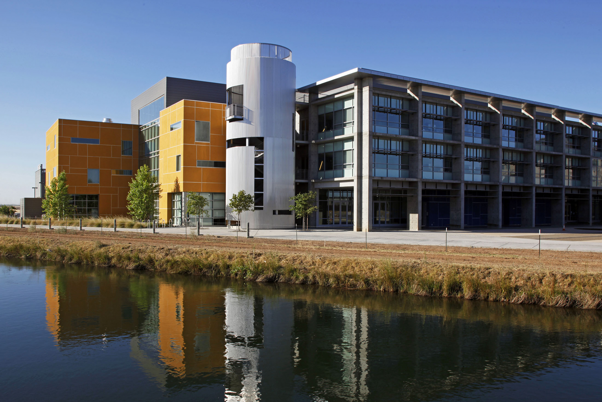 UC Merced University Campus Architectural Photography