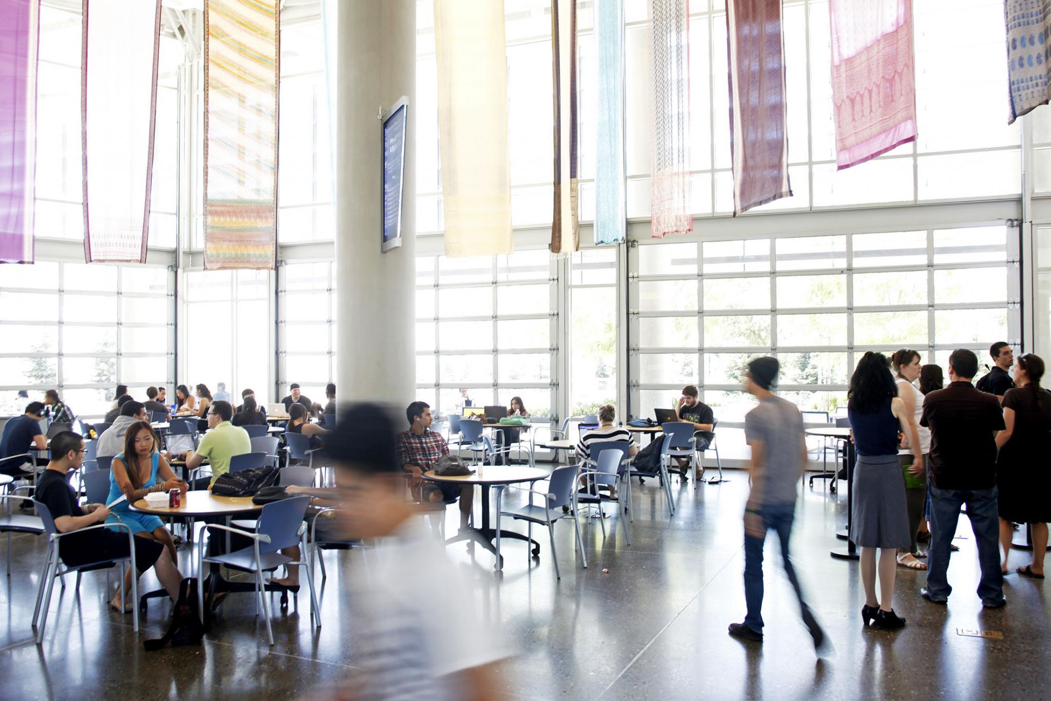UC Merced Library University Campus Architectural Photography